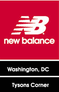 New Balance Baltimore store