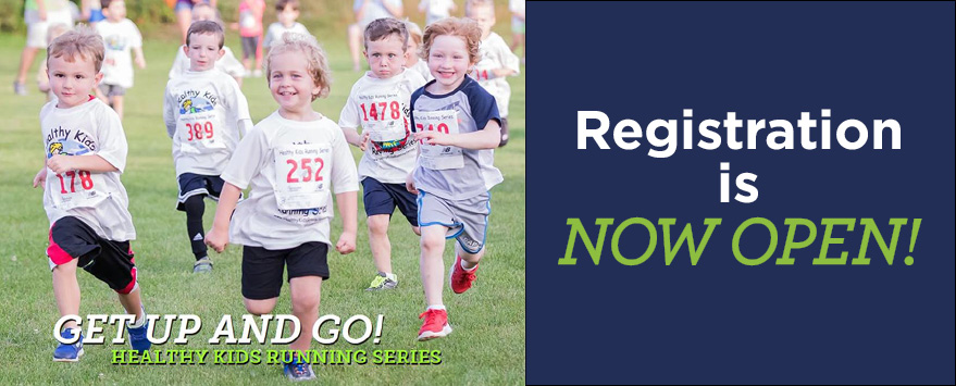 New Balance Healthy Kids Running Series